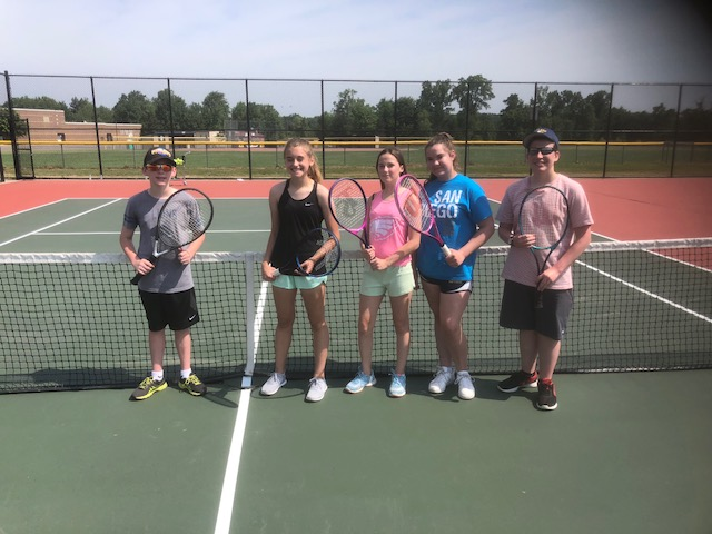 Tennis Lessons in Bonita Springs, Florida with Traveling Tennis Pros