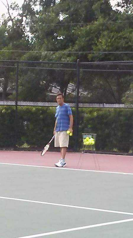 CLEARWATER TENNIS LESSONS / GROUP TENNIS CLINICS Looking for Tennis Lessons or Group Tennis Clinics in Clearwater, Florida?  If so, we have a qualified Tennis Coach for you.  Check out the Bio below for Coach Ibro.  When you're ready to purchase a tennis lesson in Clearwater, you may go to the purchase Tennis Lessons Clearwater button.  Once you make your purchase, Coach Ibro will be in touch with you to schedule your tennis lesson at his courts in Clearwater.