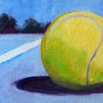 Tennis Ball - Traveling Tennis Pros