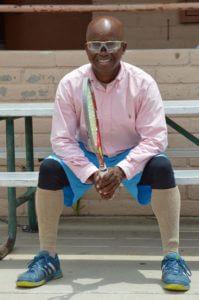 Coach Lamine - Traveling Tennis Pros - Tucson