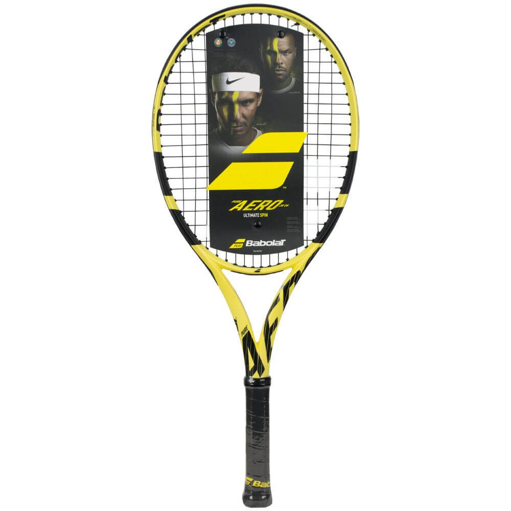 Babolat Pure Aero Junior 26' 2019 - Traveling Tennis Pros