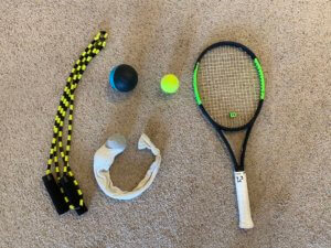 Traveling Tennis Pros - Tennis at Home