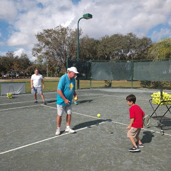 Ten and Under Tennis with Coach Gerry, Naples - Traveling Tennis Pros