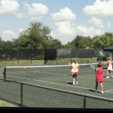 Traveling Tennis Pros - 3.5 - 4.0 Ladies Clinic