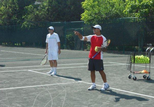 Traveling Tennis Pros - Tucson