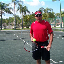 Traveling Tennis Pros - Clermont, FL - Coach John