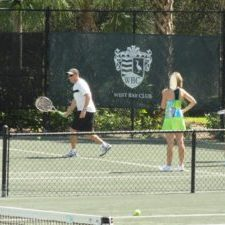 Traveling Tennis Pros - Group Clinics